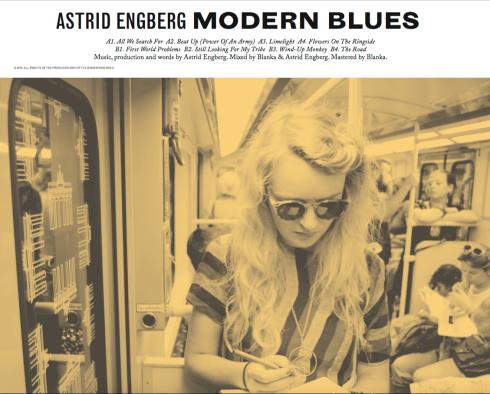 Asrid Engberg - Modern Blues